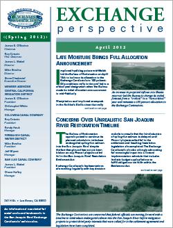 SJRECWA 2012 Spring Newsletter