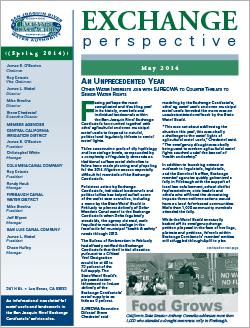 SJRECWA 2014 Spring Newsletter