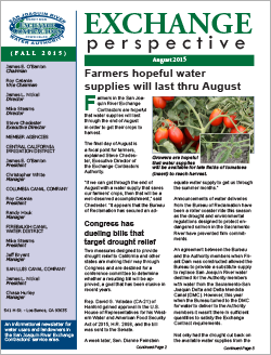 SJRECWA 2015 Fall Newsletter