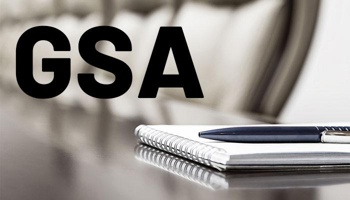 GSA Meeting Agendas