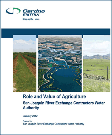 Role and Value of Agriculture